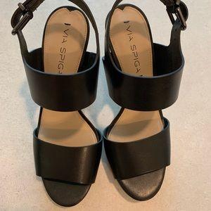 Vía Spiga Sandal - Renny Heeled Sandal 7.5 NEW